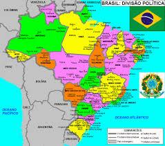 map of brazil maps