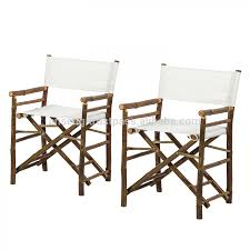 Leather Director Chair Covers Bamboo Furniture Bamboo Furniture Suppliers And Manufacturers At