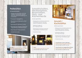 flyer design preise flyer design für ofenservice firma flyer design designonclick