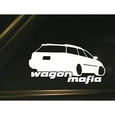 subaru wrx decal wagon mafia decal fastwrx com