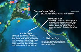 The Bahamas Map High Exposures Blog Rock Climbing In The Bahamas