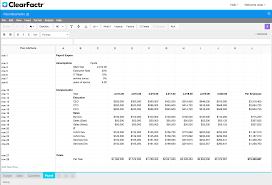 Sales And Expenses Spreadsheet Doc Importing Legacy Spreadsheets Clearfactr