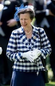 Princess Anne Princess Anne Princess Royal Attends Royal Ascot 2017 At Ascot