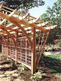 Trellis Structures Pergolas Pergola Shade Arbor Steel Cord Idea For Supports Up Top Don U0027t