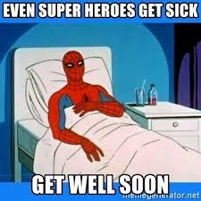 get well soon meme generator mne vse pohuj