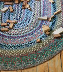 How To Make Braided Rug Pretty Inspiration How To Make A Rag Rug Brilliant Design How Make