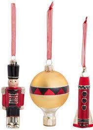 fao schwarz 3pk ornament set 694202277287 item barnes noble