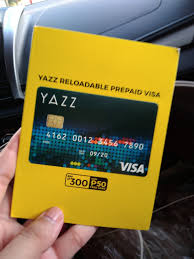 prepaid reloadable cards yazz card by metrobank review the mercurial dudette