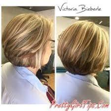 stacked shortbhair for over 50 prettygirltips layered stacked bob hairstyle for women over 50