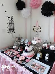 Pink And Black Sweet 16 Decorations 334 Best Super Sweet 16 Birthday Party Ideas Images On Pinterest