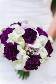 Purple And White Wedding 35 Dark Purple Wedding Color Ideas For Fall Winter Weddings Deer