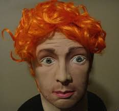 rubber halloween mask james holmes halloween mask listed on ebay for 500 photos