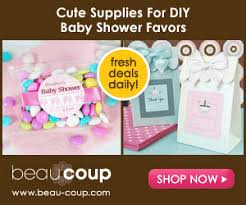 Home Made Baby Shower Decorations - baby shower favor ideas and homemade baby shower favors