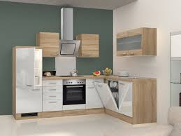 U K Henzeile Küchenzeile U0026 Küchenblock Mit Und Ohne E Geräte Günstig Online
