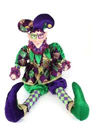 mardi gras jester costume mardi gras collection mardi gras jester doll from alabama by