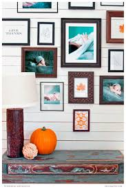 warm up your holiday home decor with photos