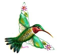 Sl Home Decor Amazon Com Bejeweled Display Hummingbird W Glass Wall Art