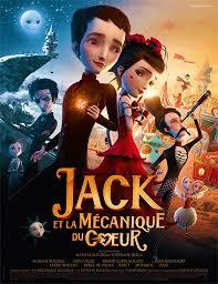Jack et la mécanique du coeur (La mecánica del corazón)