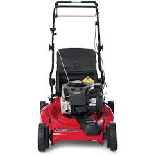 snapper all wheel drive 2 in 1 gas powered lawn mower walmart com