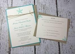 starfish wedding invitations sample starfish wedding invitations wedding invitation