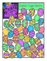 the creative chalkboard easter egg clipart freebie challenge