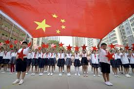 China Flag Ww2 China Vanuatu Joins 70th Anniversary Of End Of Wwii Parade Time