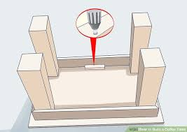 How To Make An Engine Block Coffee Table - how to build a coffee table 10 steps with pictures wikihow
