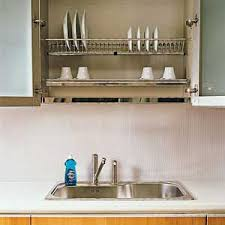 kitchen dish cabinet anyone else have a drying sink