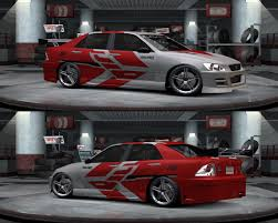tuned lexus is300 nfsunlimited net need for speed rivals most wanted world and