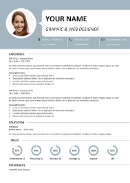 Free Resumes Templates For Microsoft Word Centrum Simple Resume Template