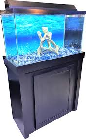r j enterprises fusion 50 gallon aquarium tank and cabinet r j enterprises eco modern birch series fish tank stands
