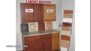 diy refacing kitchen cabinets ideas resurface kitchen cabinets monsterlune