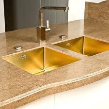Gold Kitchen Sink Image For Gold Kitchen Sink Waste Drain Taps Coast