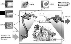 intake fan for grow tent room ventilation 101