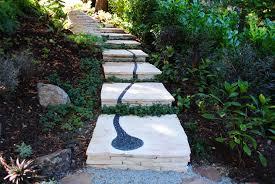Garden Path Edging Ideas Best Garden Path Materials Edging Ideas Uk Idolza
