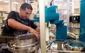 Summer Garden Food Manufacturing - do you need a college degree o c workforce ramps up high tech