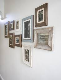 Picture Frames Made From Old Barn Wood Best 25 Wood Picture Frames Ideas On Pinterest Pallet Photo