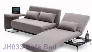amazing modern sofa bed jh033 youtube