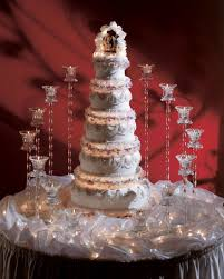 wedding cake design serenity a halo illuminated wedding cake design