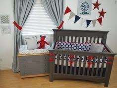 babies nautical crib bedding