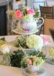 tea party themed bridal shower 20 sweet tea party bridal shower ideas weddingomania wedding