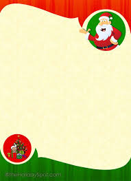 free christmas letter templates download best business template u0027s