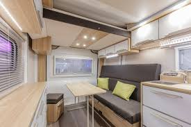this trailer transforms into a tiny apartment for 4 curbed