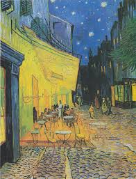 Country Living Paint Color Hall Of Fame Café Terrace At Night Wikipedia