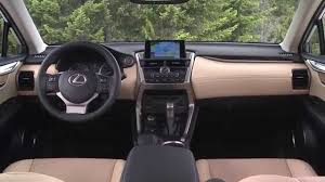 lexus white interior 2015 lexus nx 200t exterior and interior youtube