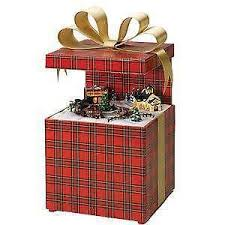 mr christmas mr christmas box ebay