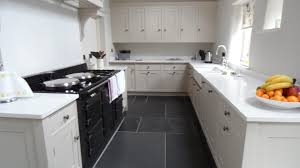 ceramic tile for kitchen floor the gold smith floor ideas appealing best tile for kitchen with floating wooden cabinets