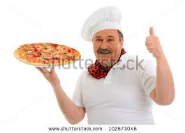 chef pizza pizza chef stock images royalty free images vectors