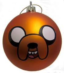 adventure time christmas ball ornament jake christmas ornaments