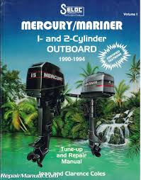 mariner outboard service repair manuals by seloc wiring diagram